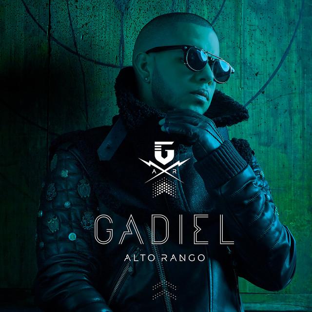 Album cover for Alto Rango by Gadiel