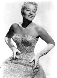Patti Page, Jack Rael Orchestra The Tennessee Waltz cover