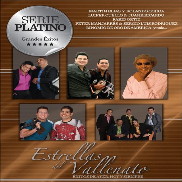 Serie Platino Estrellas Del Vallenato