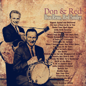 Don Reno, Red Smiley Under Your Spell Again cover