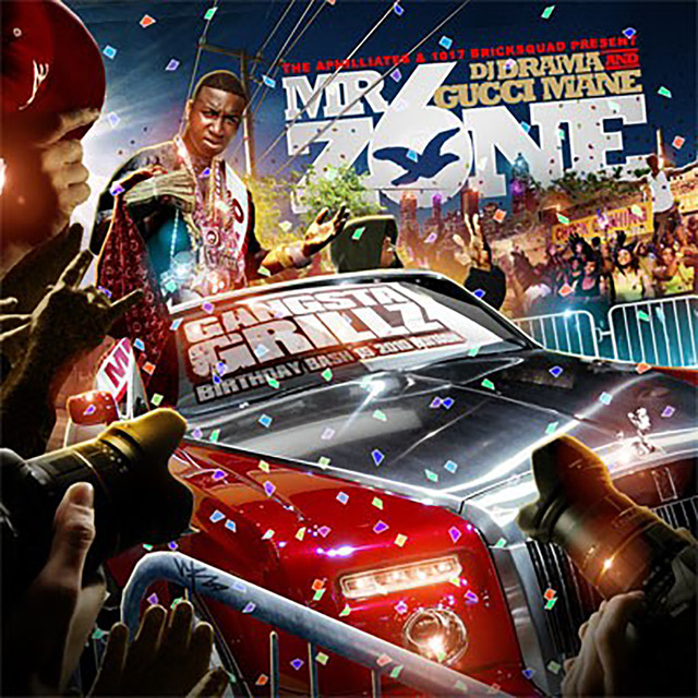 Mr Zone 6 Albumcover