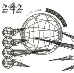 Front 242 Masterhit cover