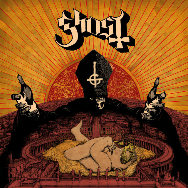 Ghost Infestissumam Redux album cover