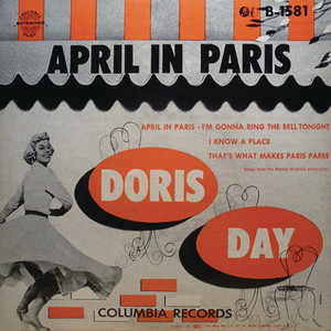 April In Paris (Expanded Edition) album