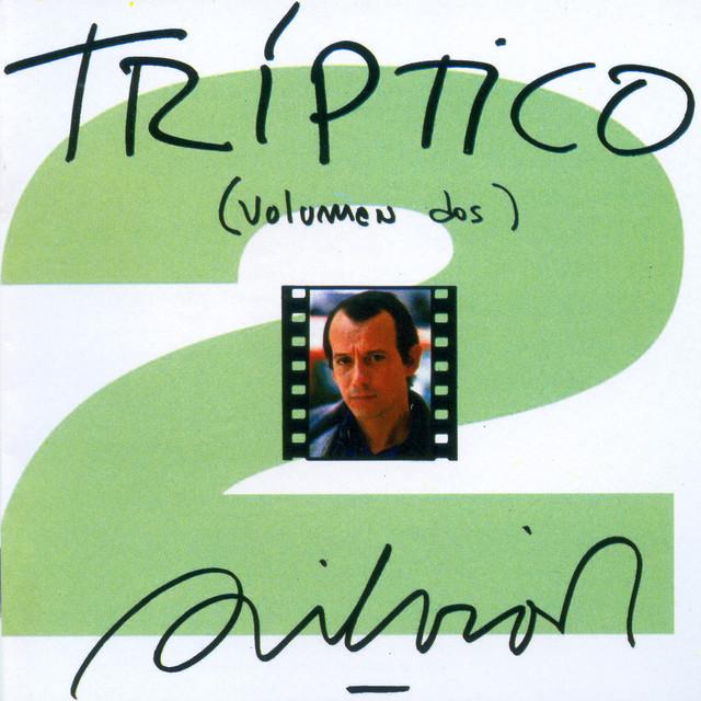 Silvio Rodríguez Tríptico (Vol. 2) album cover