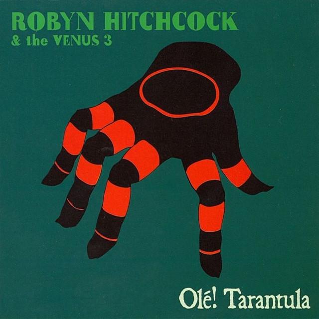 Robyn Hitchcock Ole! Tarantula album cover