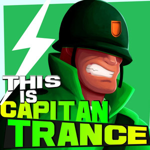 This Is Capitan Trance Albumcover