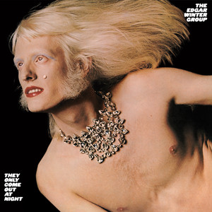 Edgar Winter Hangin' Around cover