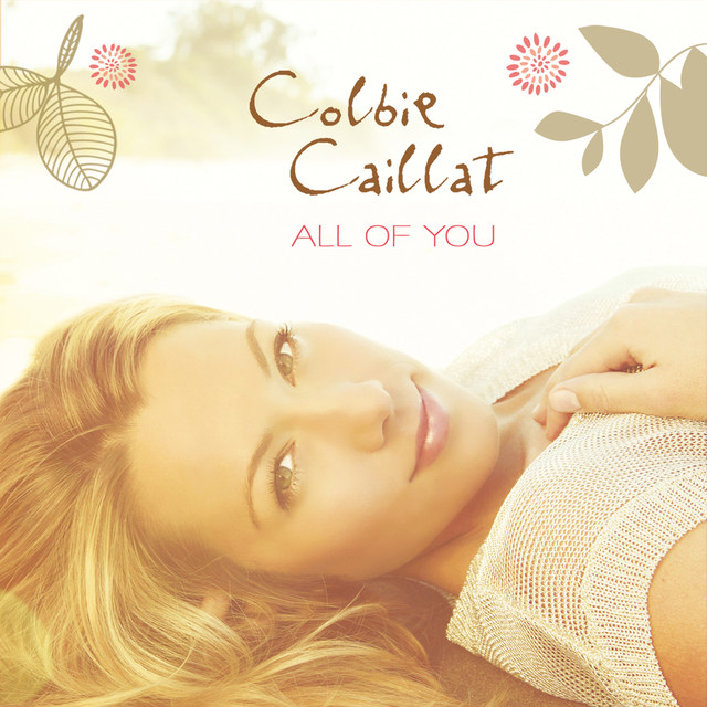 Colbie Caillat All Of You (Japan Version) album cover