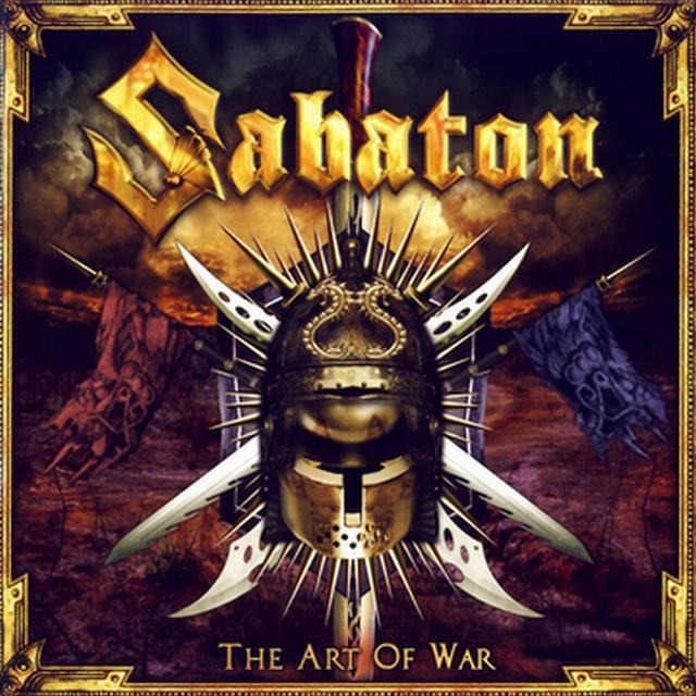 Sabaton The Art of War (Re-Armed) album cover