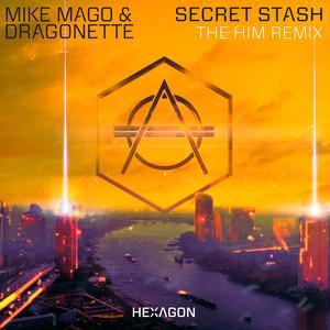 Copertina di Dragonette - Secret Stash - The Him Remix