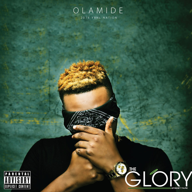 Album cover for The Glory by Olamide