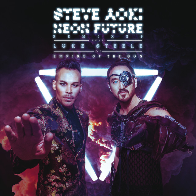 Neon Future (Remixes) Albumcover