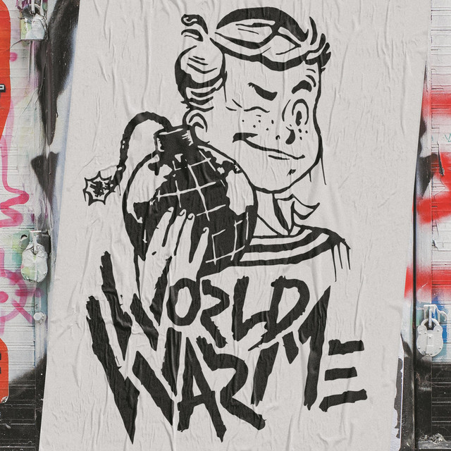 Album cover for World War Me by World War Me