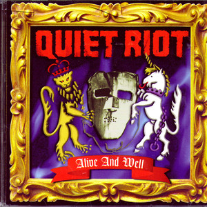 Quiet Riot Highway to Hell cover