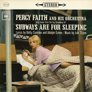 Subways Are for Sleeping album
