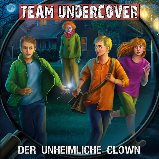Folge 06: Der unheimliche Clown Cover