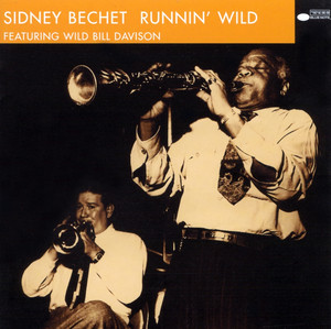 Sidney Bechet Cake Walking Babies from Home cover