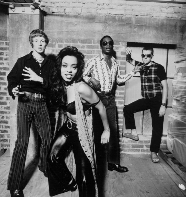 The Brand New Heavies, Q‐Tip Sometimes cover