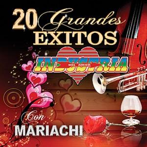 20 Grandes Exitos Con Mariachi Albumcover