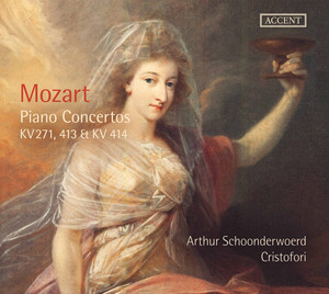 Mozart: Piano Concertos Nos. 9, 10 & 11 Albümü