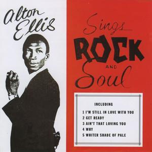 Alton Ellis Sings Rock N Soul album