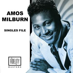 Amos Milburn - Singles File album