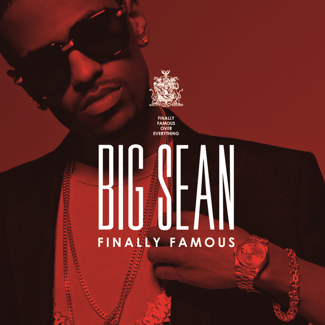 Big Sean Finally Famous album cover