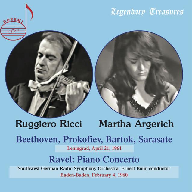 Argerich & Ricci: 1961 Leningrad Recital