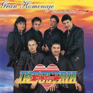 Gran Homenaje ... Recuerdos Del Amor Albumcover