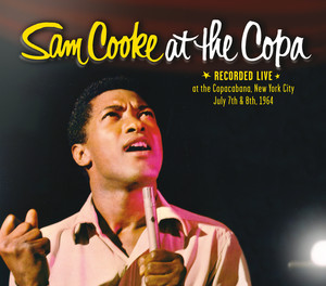 Sam Cooke At the Copa (Remastered) Albumcover