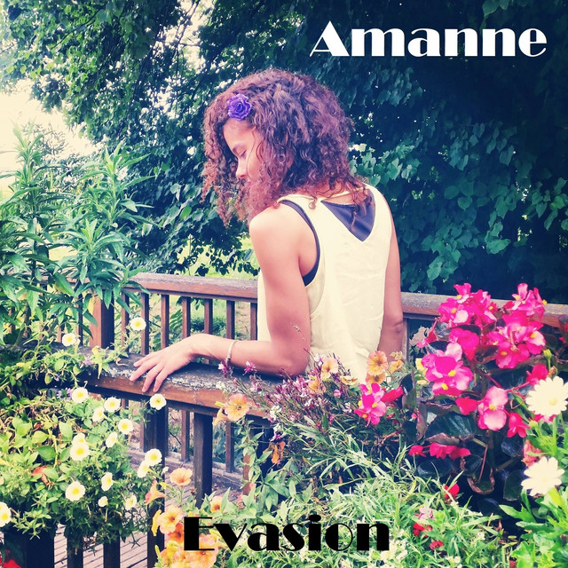 Album cover for Evasion by AMANNE