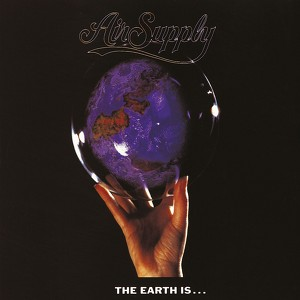 The Earth Is... Albumcover
