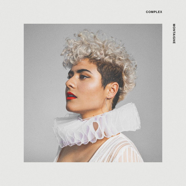 Album cover for Complex by Montaigne