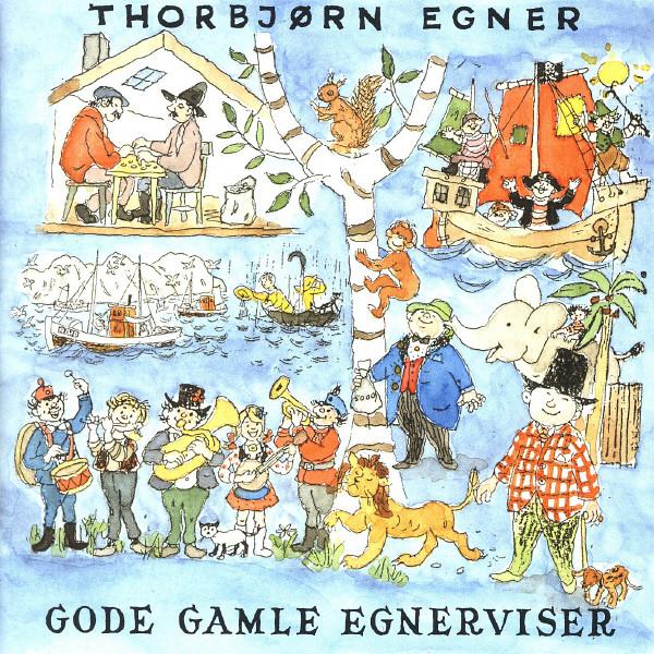 Thorbjørn Egner - Ole Brumm Og Vennene Hans - Første Plate