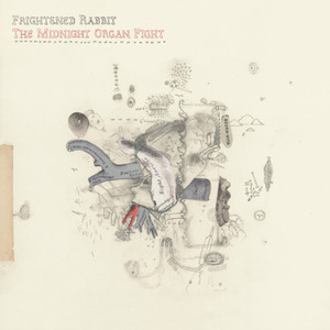 Album cover for The Midnight Organ Fight by Frightened Rabbit