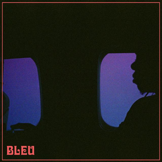 Album cover for BLEU by Dave B.