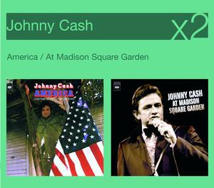 At Madison Square Garden / America album