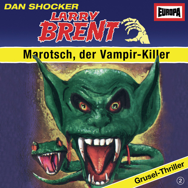 02 - Marotsch, der Vampir-Killer Cover