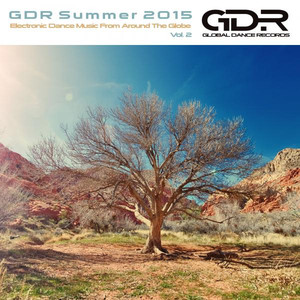 GDR Summer 2015, Vol. 2 Albumcover
