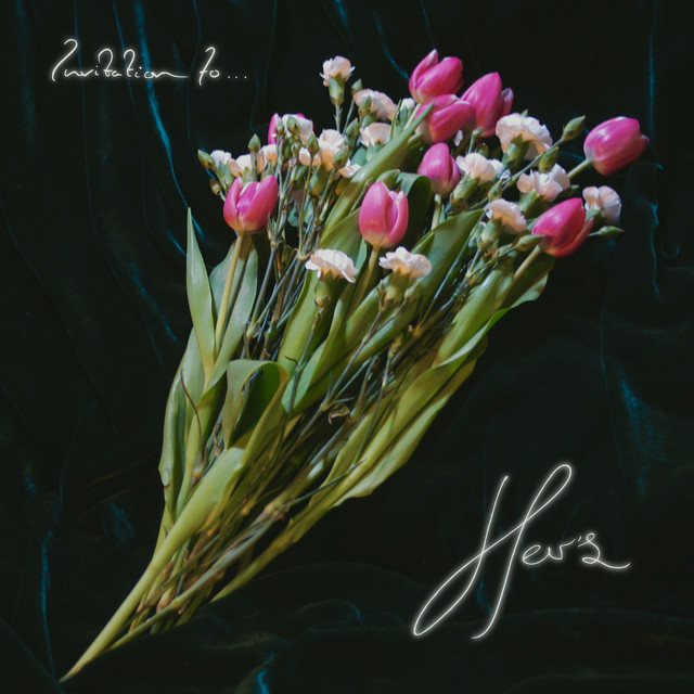 Album cover for Invitation to Her's by Her's