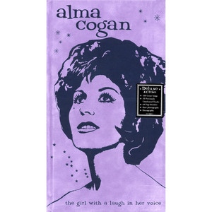 Alma Cogan Falling In Love With Love cover