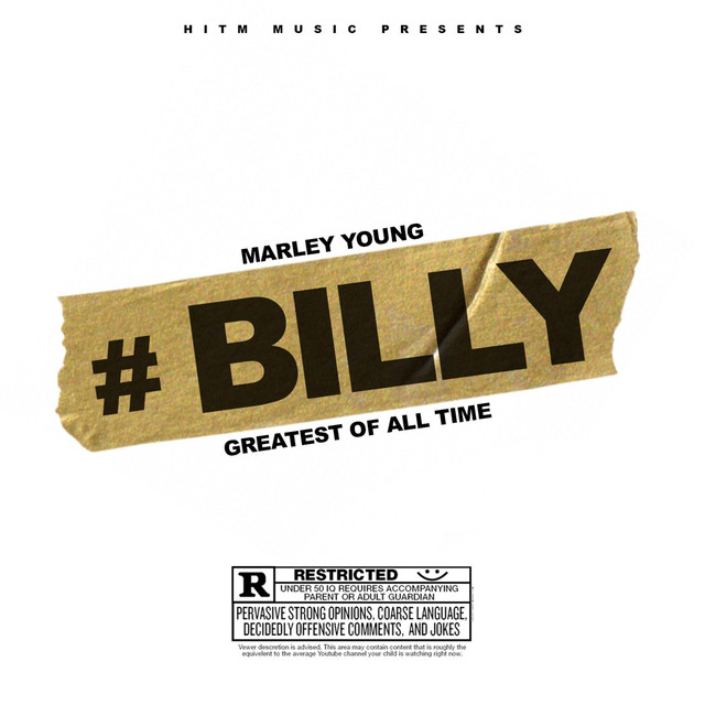 Album cover for Billy by Marley Young