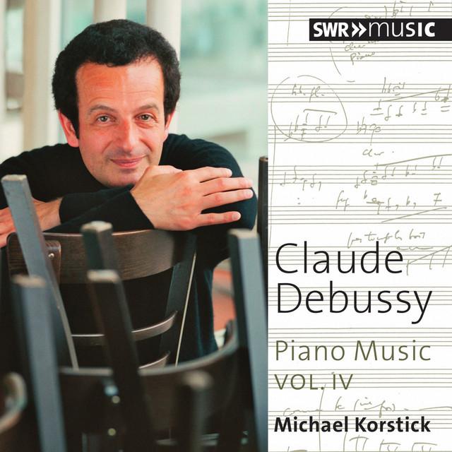 Debussy: Piano Music, Vol. 4 Albumcover