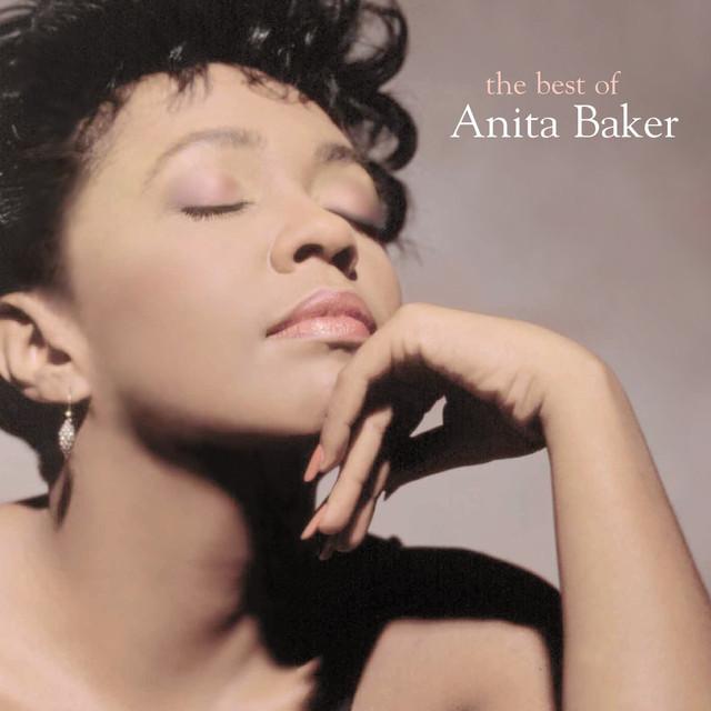 Anita Baker The Best of Anita Baker album cover