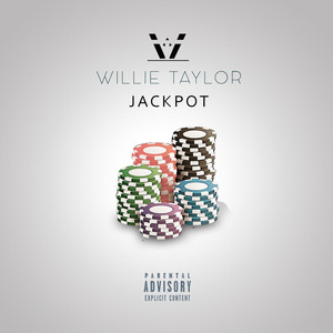 Willie Taylor Jackpot cover