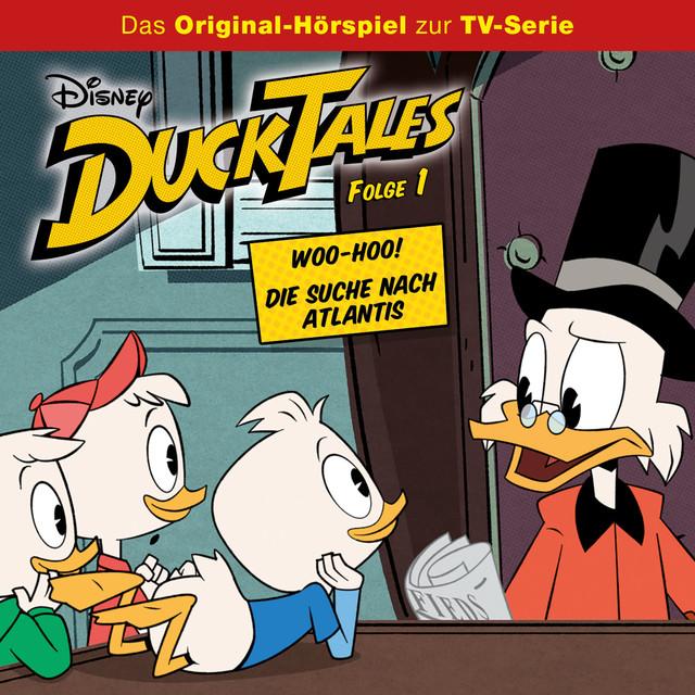 Disney - DuckTales Cover