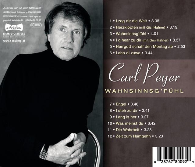 Carl Peyer