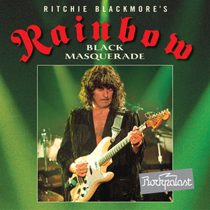 Ritchie Blackmore's Rainbow Man On The Silver Mountain - Live At Philipshalle,Dusseldorf,Germany/1995 cover