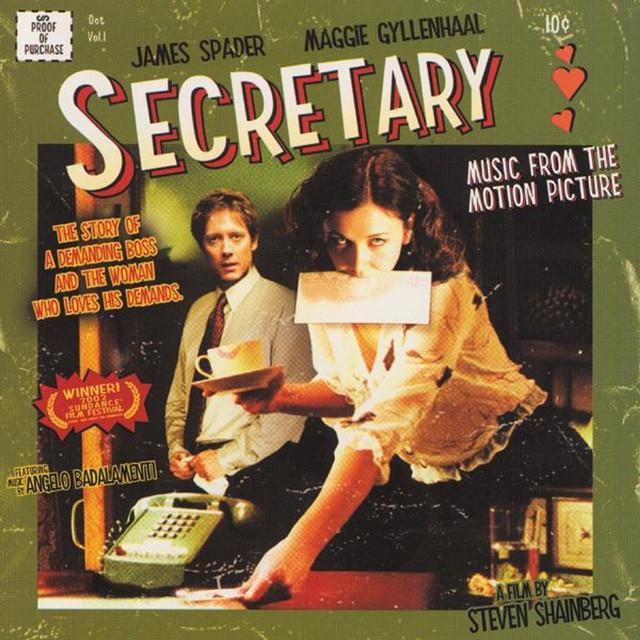 Various Artists Secretary (Original Motion Picture Soundtrack) album cover